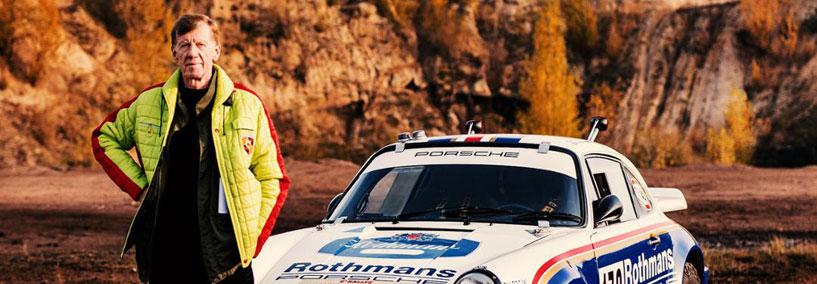 Porsche Top 5 Rallye Cars