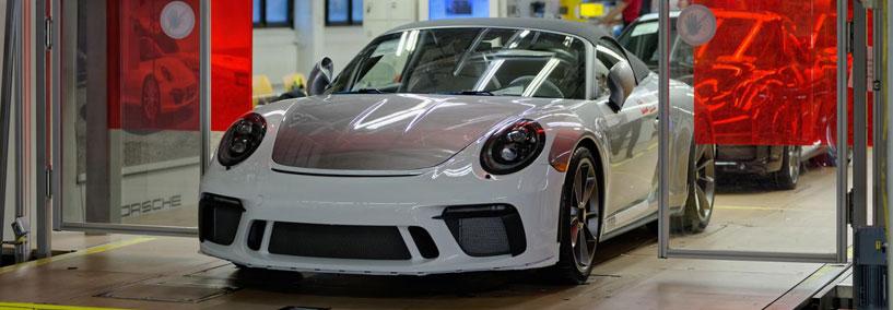 Last Porsche 991!