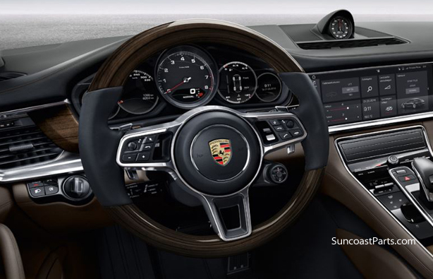 Light Paldao Steering Wheel