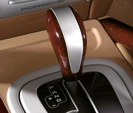 Suncoast Porsche Parts & Accessories Cayenne Wood Shift Knob