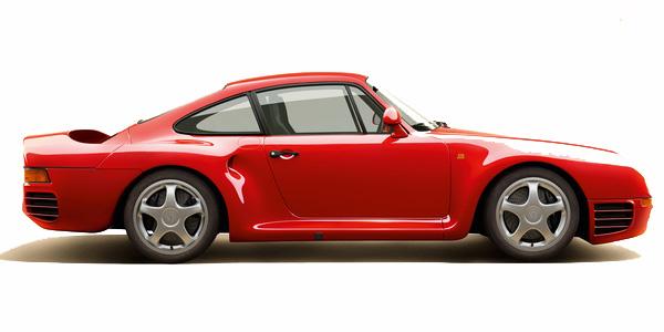 Suncoast Porsche Parts Accessories 959