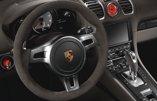 Sport Steering Wheel Alcantara Suncoast Porsche Parts Accessories