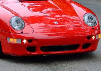 Porsche 996 Turbo >> Turbo Euro Bumper Conversion : Suncoast Porsche Parts ...