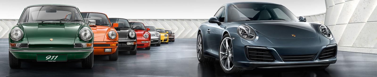 Suncoast Porsche Parts & Accessories: 911 Carrera Models
