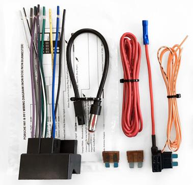 Aftermarket Radio Installation Kit Standard Audio System