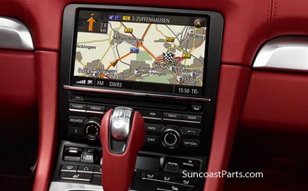 Suncoast Porsche Parts & Accessories Carrera PCM 3 1 With