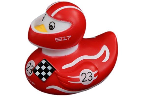 rubber duck from porsche  museum 917