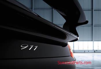 Suncoast Porsche Parts Accessories Emblem 911 In Chrome Or Black
