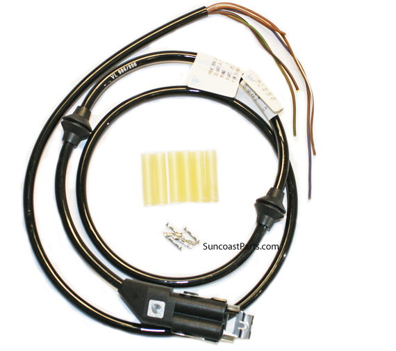 abs wire harness repair front harness repair kit abs pad suncoast porsche parts  front harness repair kit abs pad
