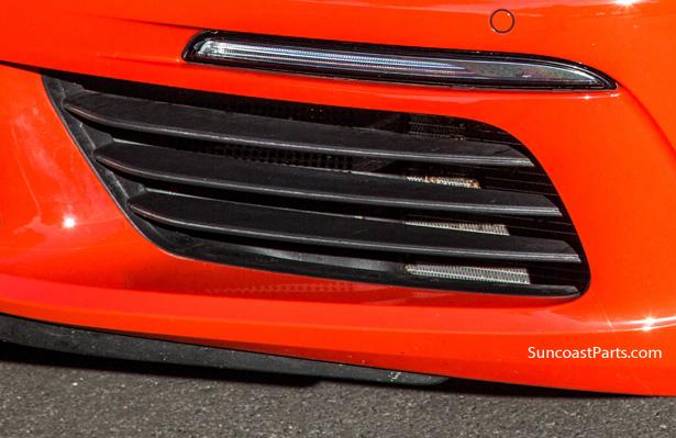 Suncoast Porsche Parts & Accessories Front Bumper Side Grille