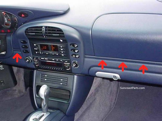1999 Porsche 911 Interior Parts Www Indiepedia Org