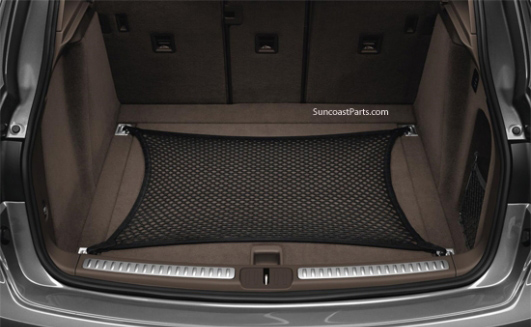 Suncoast Porsche Parts Accessories Trunk Cargo Net - Suncoast audi
