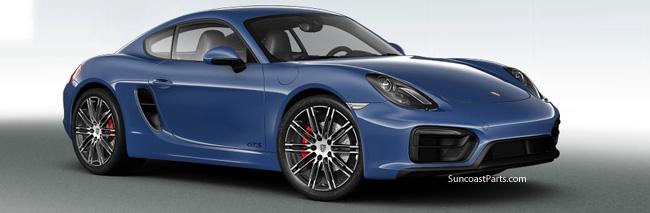 "2016 Porsche Cayman S Review >> Suncoast Porsche Parts & Accessories 20"" 981 Turbo Wheel Package"