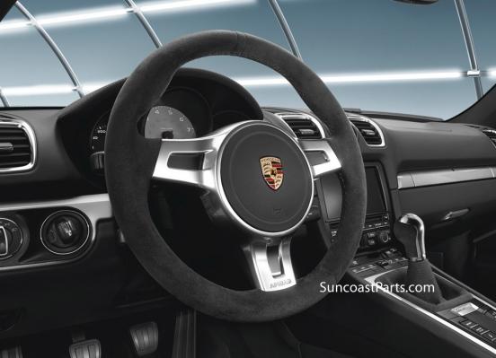 981 Sport Design Steering Wheel Shift Knob