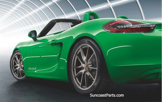 Boxster Sport Suspension Kit X73
