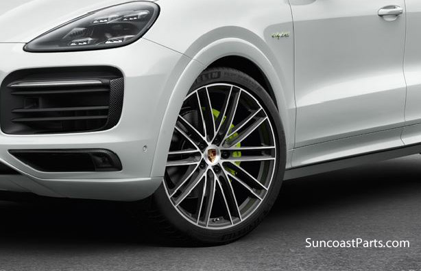 Suncoast Porsche Parts Accessories 22 Inch Turbo Design