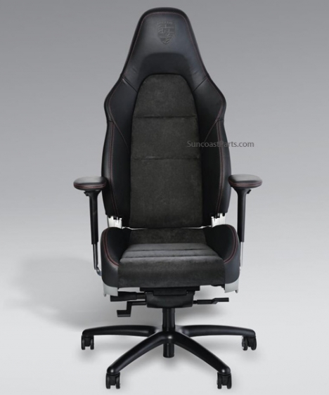 Suncoast Porsche Parts & Accessories Porsche RS Office Chair