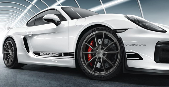 GT4 decals on a Cayman S? Yay or Nay? - Page 1 - Boxster