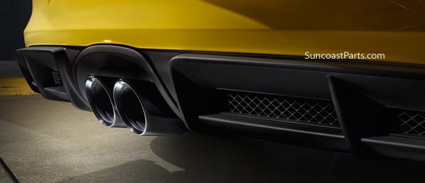 Suncoast Porsche Parts Amp Accessories Gt4 Rear Diffuser