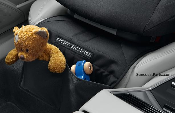 Suncoast Porsche Parts Accessories Seat Protector Mat