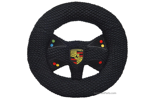 fe52a9847 Suncoast Porsche Parts & Accessories Babies Knitted Steering Wheel