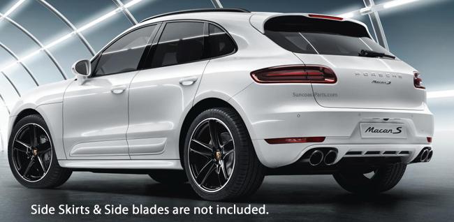 Suncoast Porsche Parts Amp Accessories Sport Design Package