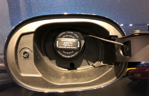 Replacement Gas Cap Macan Suncoast Porsche Parts Accessories