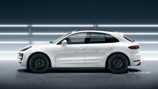 Suncoast Porsche Parts Accessories 20 Black Rs Spyder Set Winter