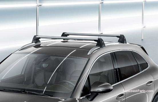 2edb4cc76 Suncoast Porsche Parts   Accessories Macan Roof Rack Bars