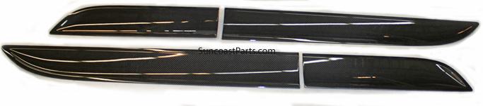 Suncoast Porsche Parts Amp Accessories Carbon Side Blades