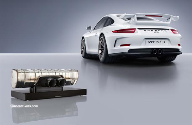 Suncoast Porsche Parts & Accessories Porsche 911 GT3 Soundbar