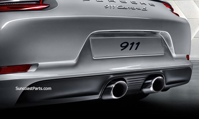 9912 Porsche Sport Exhaust Pse: Porsche 911 Sport Exhaust At Woreks.co