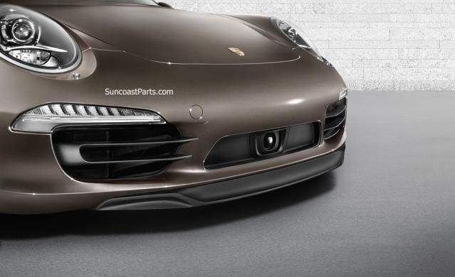 Suncoast Porsche Parts Accessories Sport Spoiler Lip