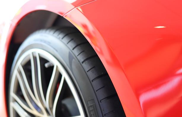 Porsche Cayenne Turbo//GTS 2007-2010 3M Scotchgard Paint Protection Clear Bra Kit